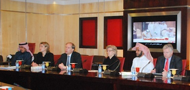 Finland's Minister of Education and Science, Henna Virkkunen, visits King Saud University