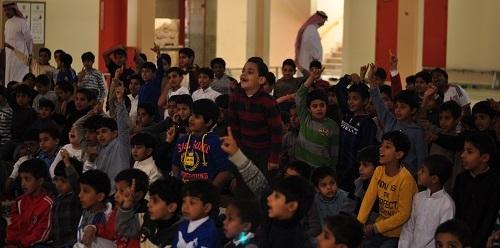 KSU Supports Dental Awareness in Al-Ghat