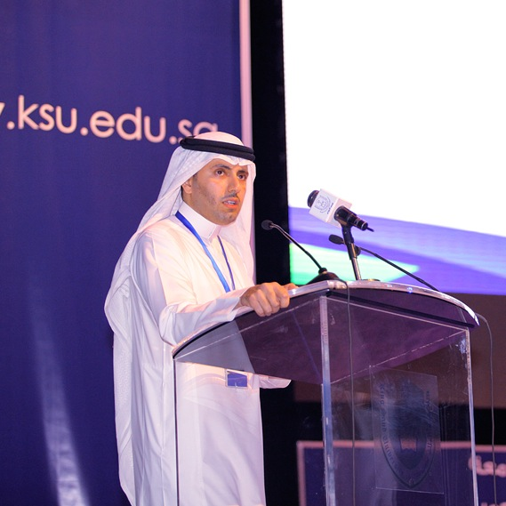 KSU Vice Rector Launches New Services at Tech Day
