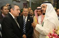 Egyptian PM visits, lauds King Saud University