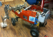 Innovation Center team wins gold medal at international Mine Detection Robot Contest