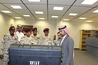 KSU's PSATRI hosts Kingdom's best soldiers