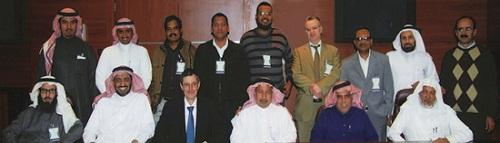 British experts conduct series of education training programs at KSU