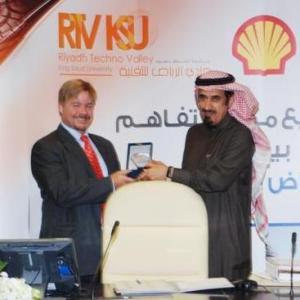 Riyadh Techno Valley (RTV), Shell Intilaaqah Saudi Arabia launch entrepreneurship initiative
