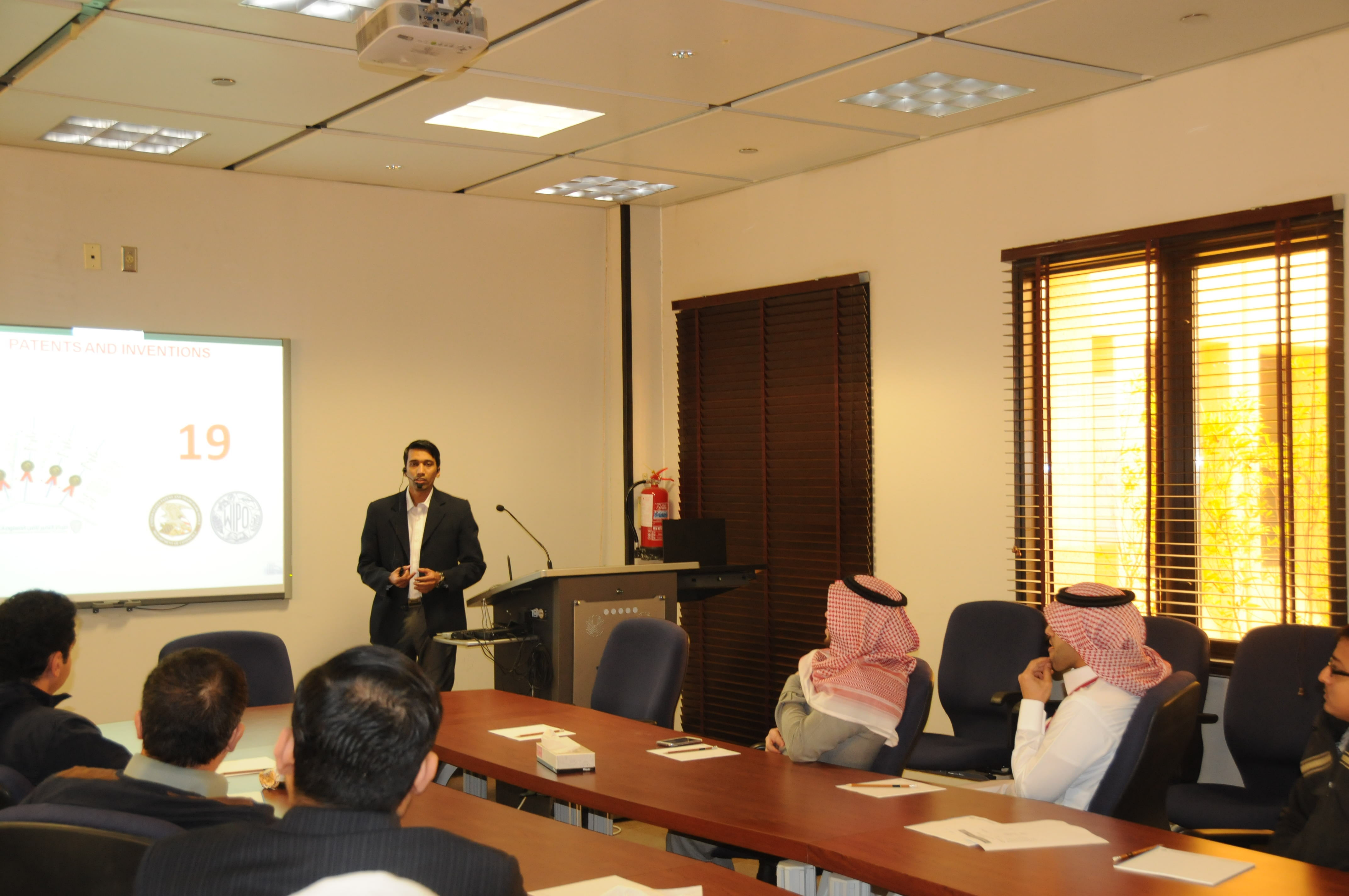 KSU Organizes a Seminar on Cybersecurity