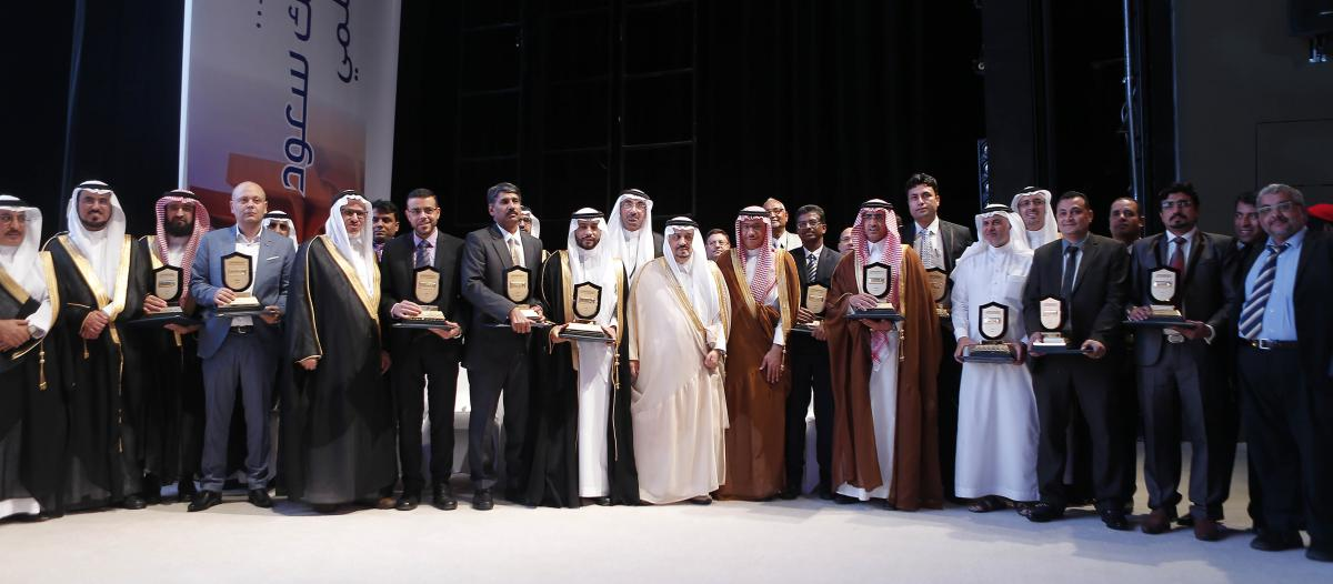 Governor of Riyadh Honors Four Faculty Members of College of Medicine among Winners of King Saud University Award for Scientific Excellence