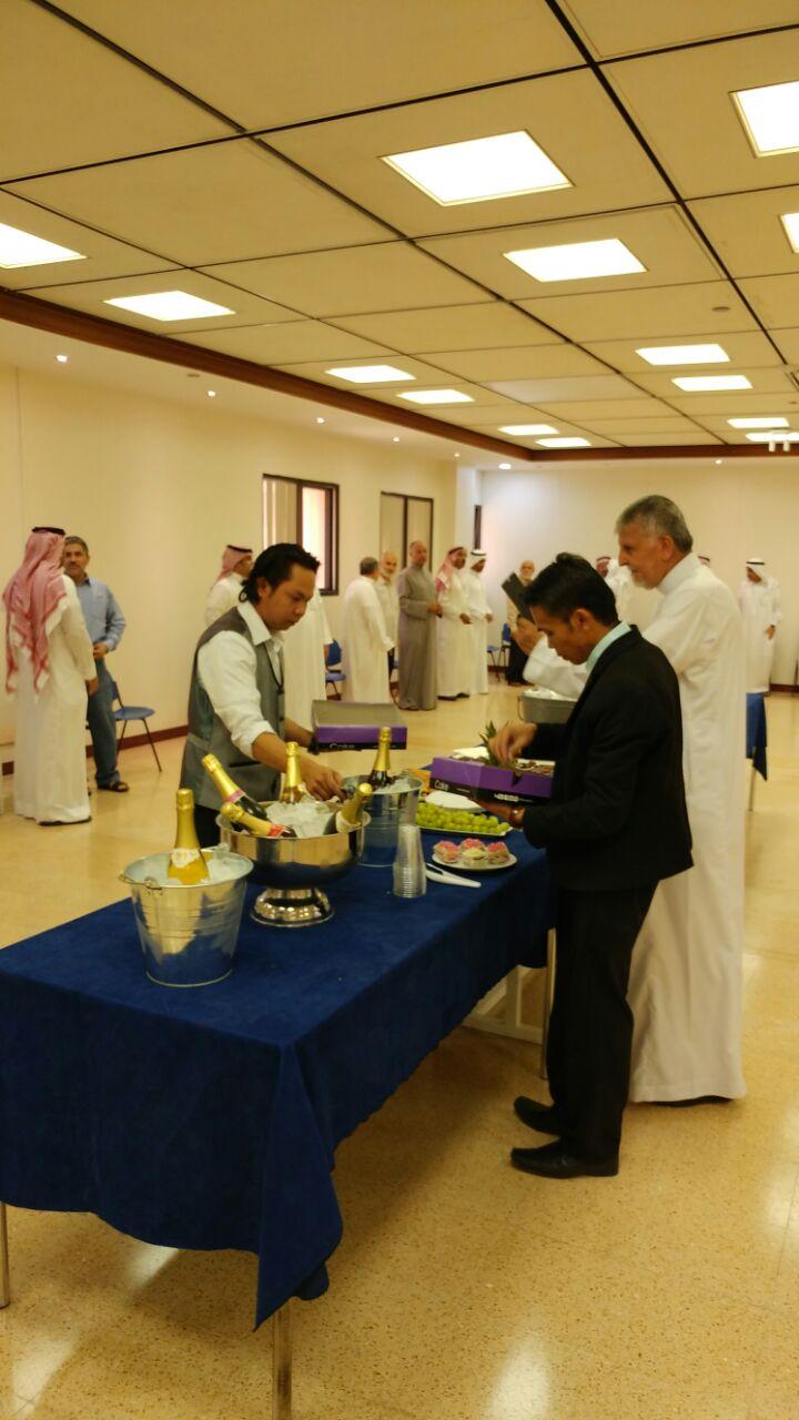 حفل معايدة عيد الفطر المبارك بكلية العلوم