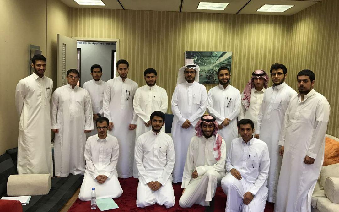 الدكتور/ عبد العزيز التميمي يحكي تجربته في تأسيس قسم الهندسة الصناعية في كلية الهندسة