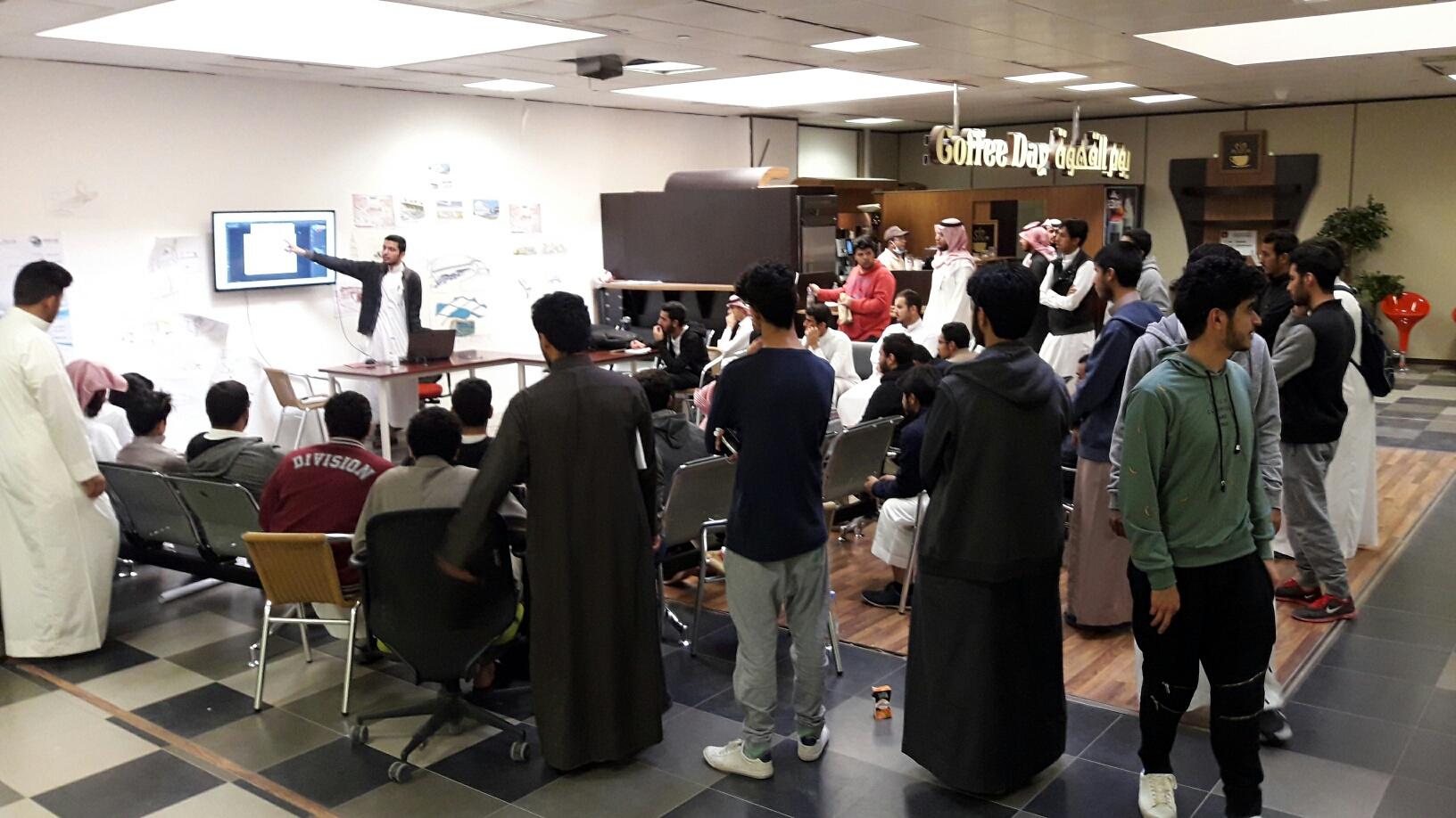 نادي العمارة وعلوم البناء يُنفذ  الدورة الثانية في الفوتوشوب