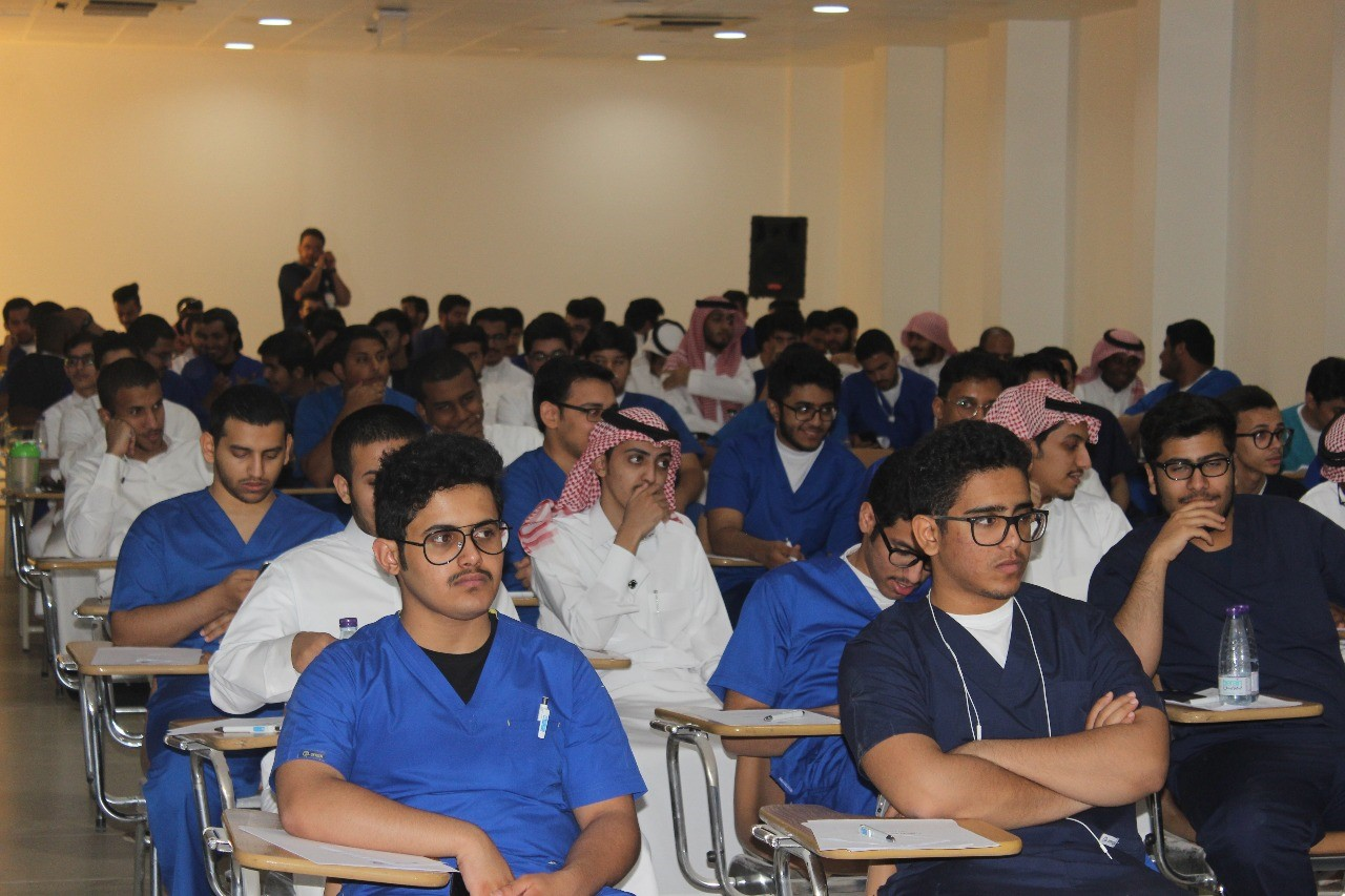 "PSCEMS Students ""Orientation Day"" Academic Year 1438-1439H at new location"