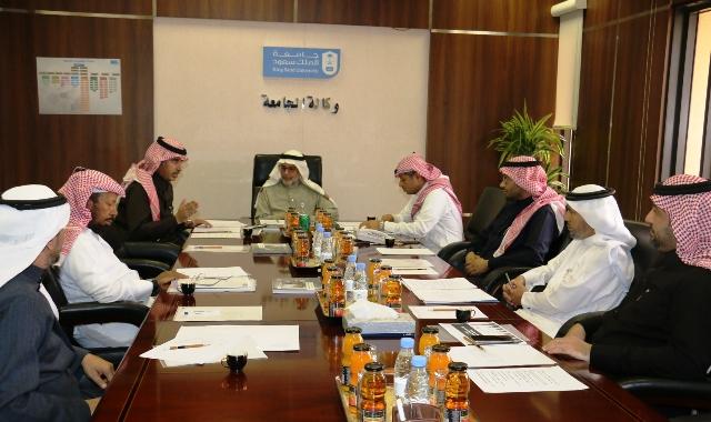 اللجنة التنفيذية الدائمة لخطة إدارة المخاطر تناقش الخطة المستقبلية