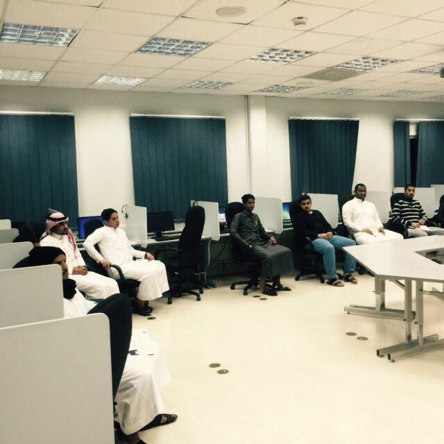 مركز التدريب وخدمة المجتمع يعقد مجموعة من البرامج لمنسوبي قوات أمن المنشآت