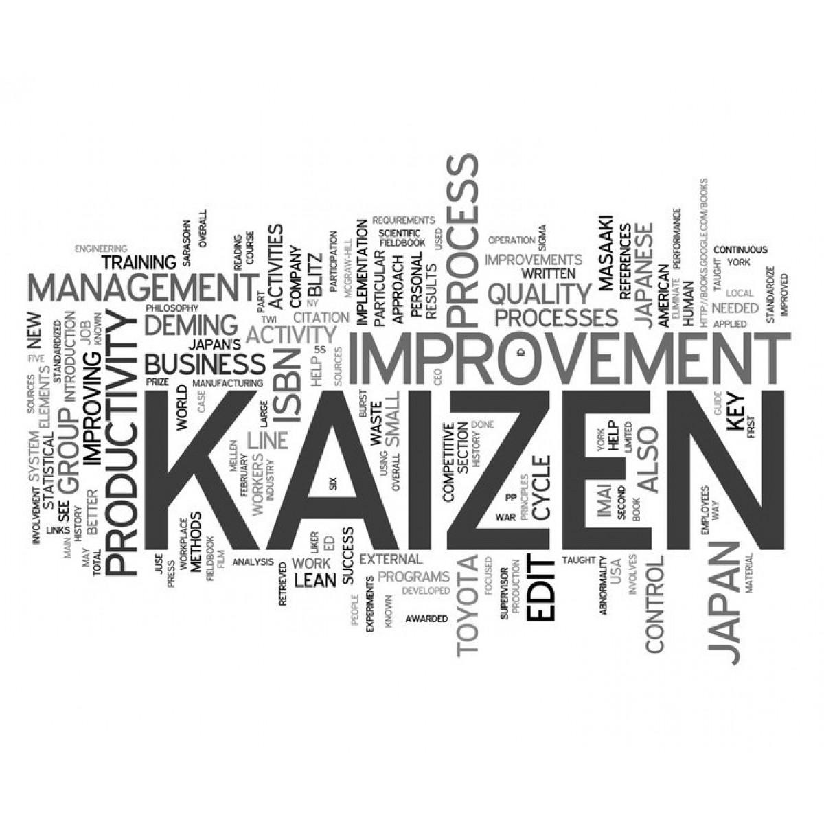 """برنامج """" نظام التحسين المستمر - كايزن"""" للقيادات الأكاديمية"""