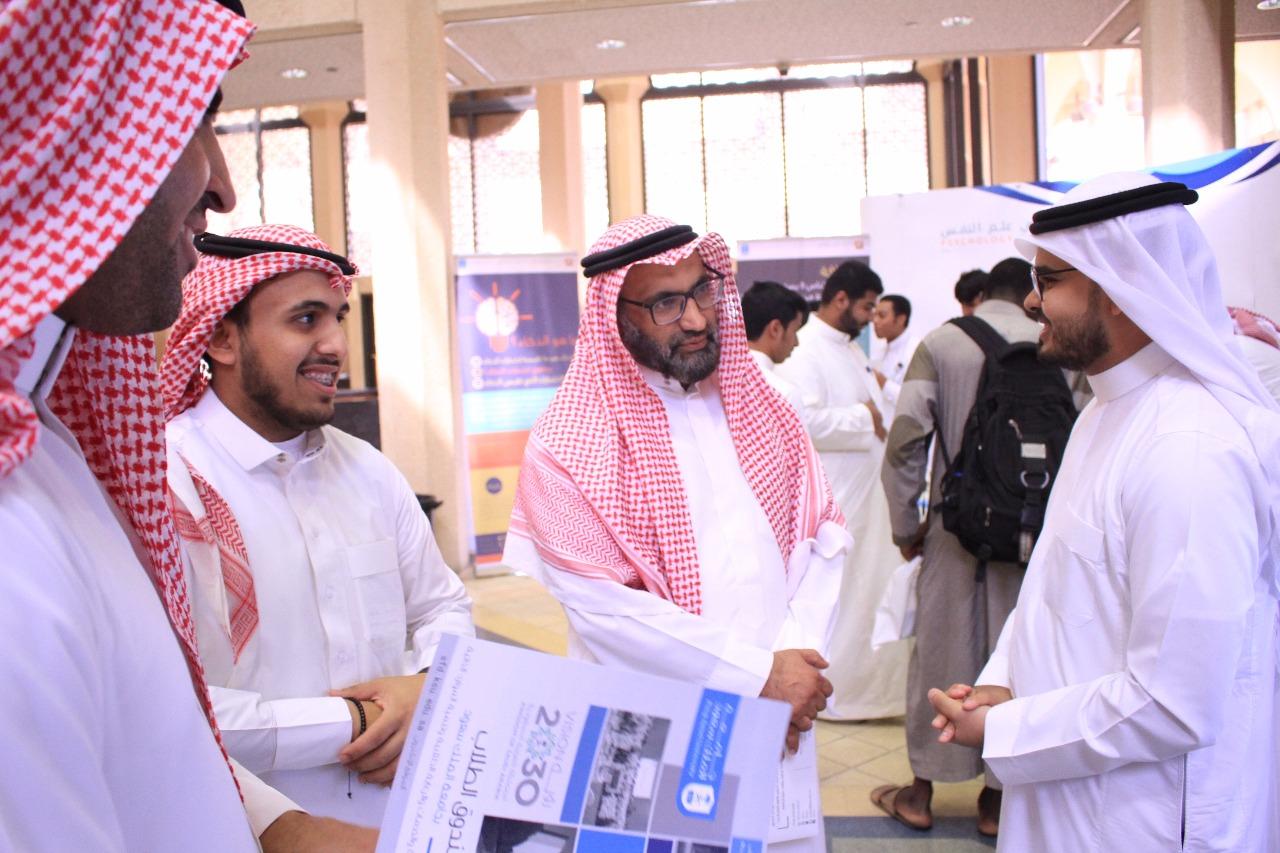 صندوق الطلاب يشارك نادي علم النفس برنامجه التعريفي