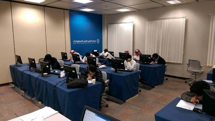 مركز التميز لأمن المعلومات يقيم دورات لطلاب مجاناً
