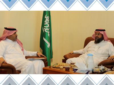 وكالة وزارة التعليم تبحث سبل التعاون مع المركز التربوي للتطوير والتنمية المهنية