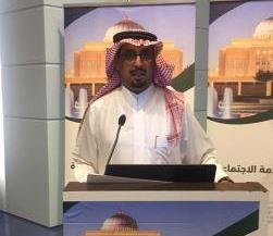 """المركز يشارك في ملتقى """" دور الخدمة الاجتماعية والوعي الفكري"""" في جامعة الأميرة نورة بنت عبد الرحمن"""