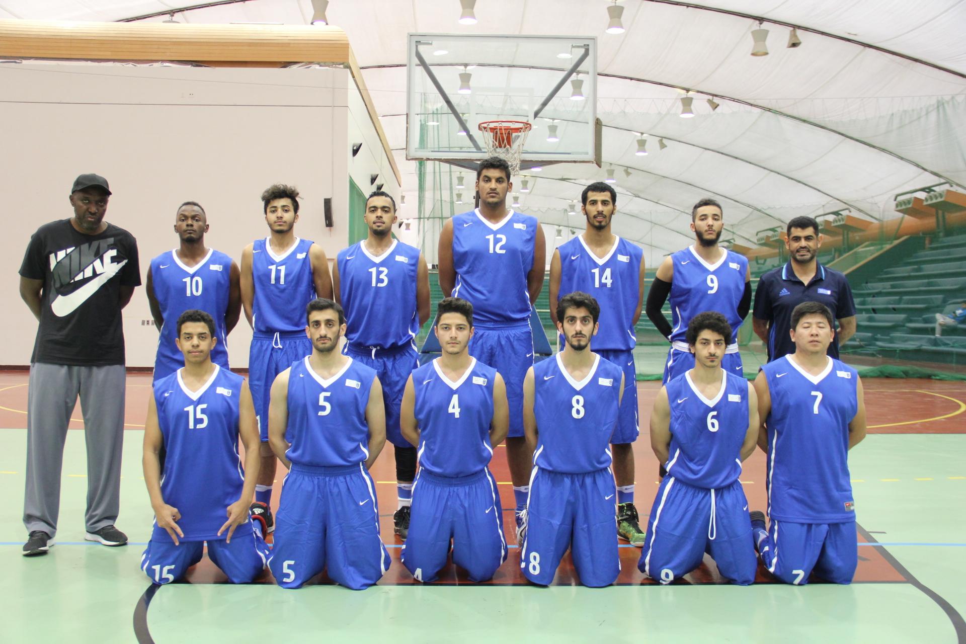 ضمن بطولة الجامعات السعودية منتخب السلة يتفوق في ثاني المباريات