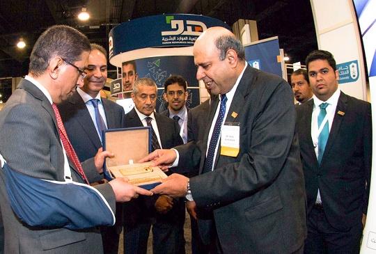 King Saud University Participates Job Fair in Washington