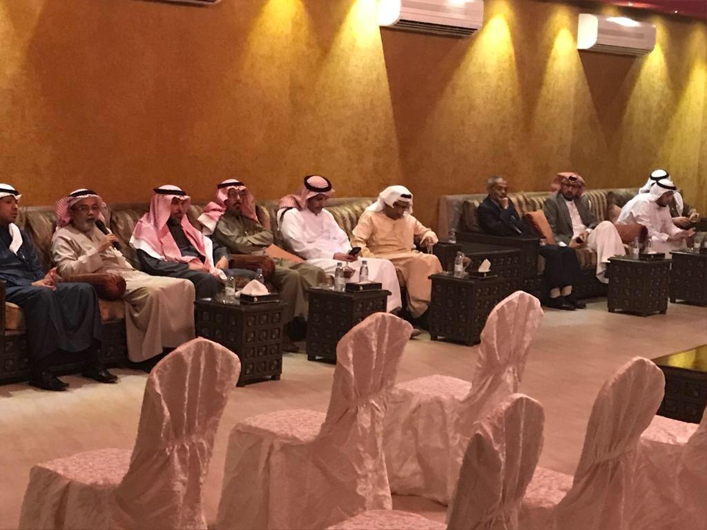 بدعوة من إدارة الكلية  تحضيرات لقاء عمداء كليات العلوم بالجامعات السعودية تصل السكن الجامعي
