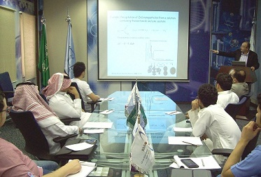 KAIN Offers a Training Course to Microbiology Students