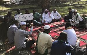 رحلة النادي الثقافي والاجتماعي بالمعهد إلى المدينة المنورة