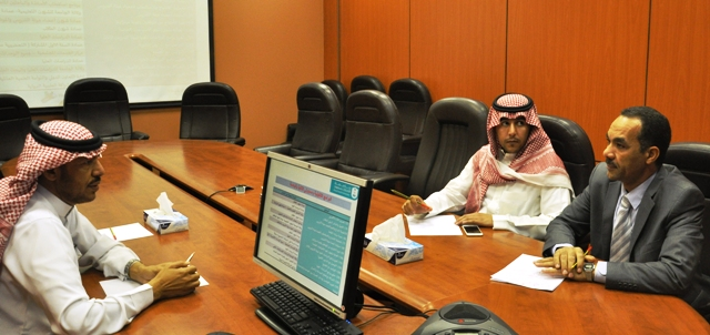وحدة (آفاق) بجامعة الملك سعود تناقش خطتها المستقبلية
