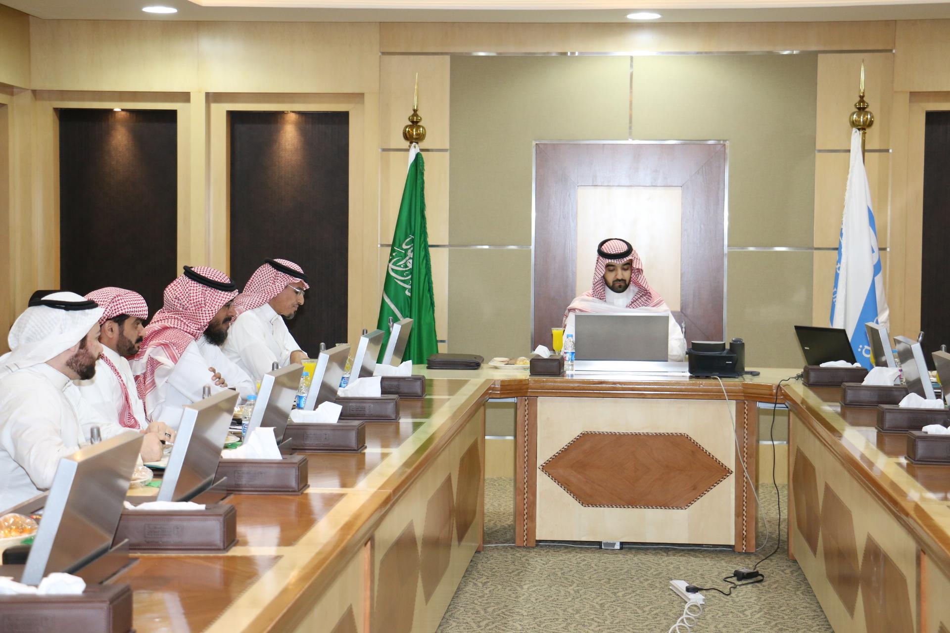 مشروع الإطار السعودي للمؤهلات على طاولة التخطيط والتطوير  وهيئة تقويم التعليم