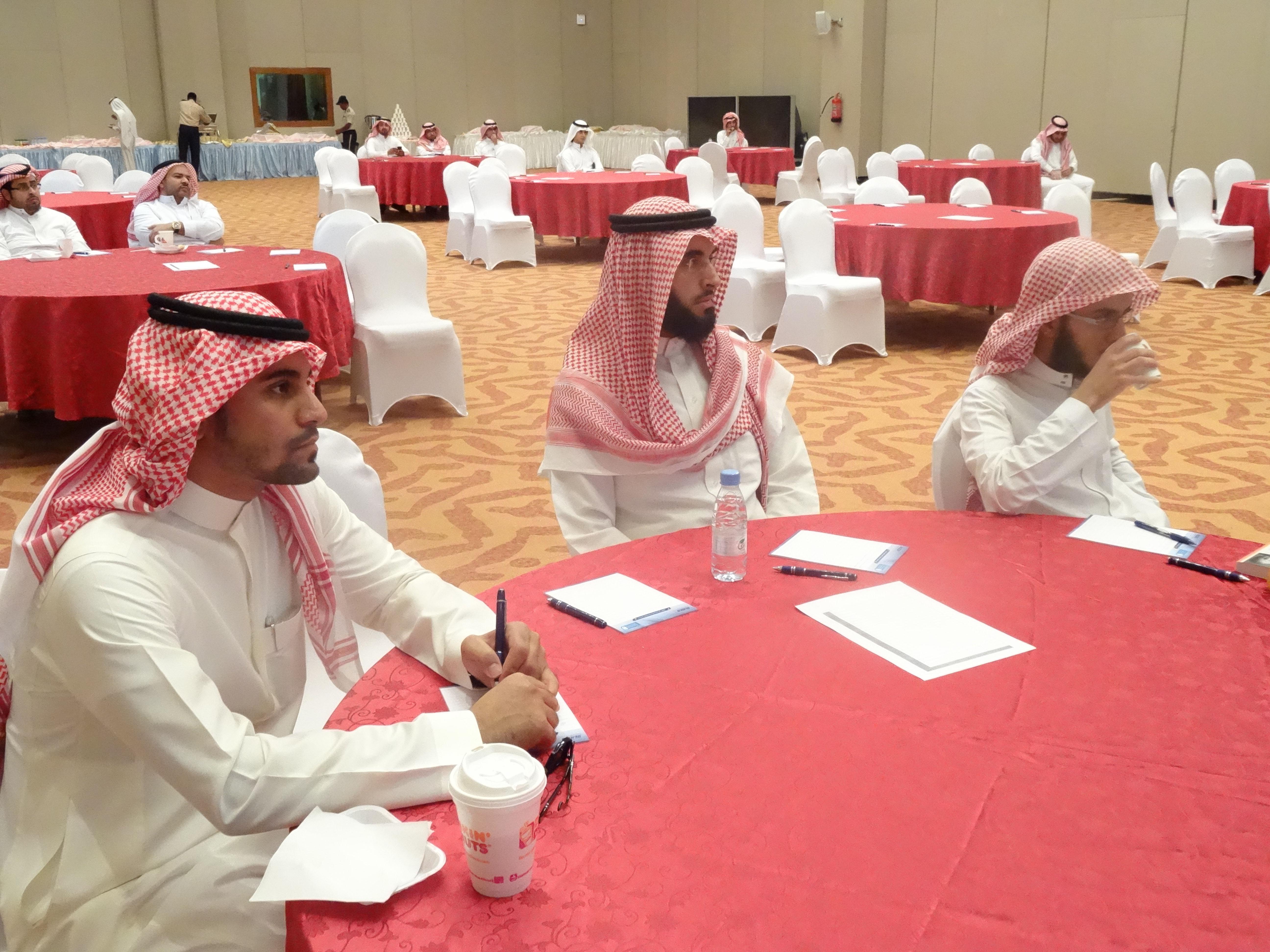 ورشة عمل منتدى الابتعاث والمبتعثين الاول بجامعة الملك سعود