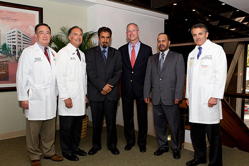 KSU and Miami's Bascom Palmer Eye Institute to cooperate in ophthalmology