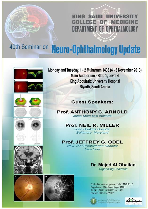 US Ophthalmologists to Speak at KSU Conference
