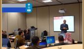 صورة برنامج الوصول الشامل يقدم دورة اعداد المحتوى الالكتروني لذوي الإعاقة ببرامج التعليم العالي
