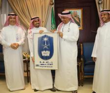 The signing of a Memorandum of Understanding...