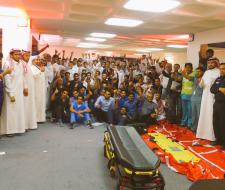 The 4th Emergency Medical Services Students...