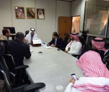 THE PROGRAM RECEIVES IMAM ABDULRAHMAN BIN FAISAL...