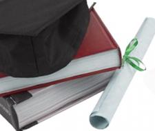 آلية توزيع وثائق التخرج...