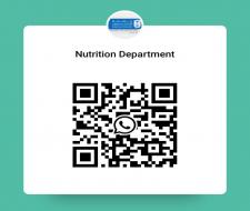 مبادرة إدارة التغذية بتقديم...