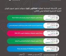 """Hackathon Arabia"": a youth competition..."