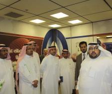 سابك تزور معهد الملك عبدالله...