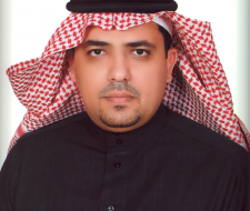 د. إبراهيم القرني مديراً...
