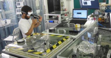 مختبر علوم الأتوثانية بكلية العلوم  يصمم مشروع بحثي مشترك ( الليزر من أجل الحياة Lasers4Life - L4L  )