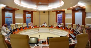 انعقاد اجتماع مجلس إدارة صندوق الجامعة لدعم البحث العلمي الرابع
