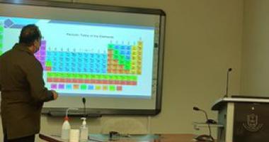 وحدة التدريب والعلاقات المجتمعية تنظم عدد من الدورات التدريبية