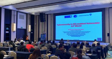 CoEIA and KSU Shine at International Conference on Big Data and Security