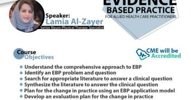 EVIDENCE BASED PRACTICE FOR ALLIED HEALTH CARE...