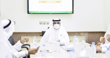 أوقاف الجامعة تشارك في اجتماع اللجنة التنسيقية لأمانة أوقاف الجامعات السعودية