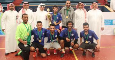 بطولة خماسيات كرة القدم على كأس كلية علوم الرياضة والنشاط البدني