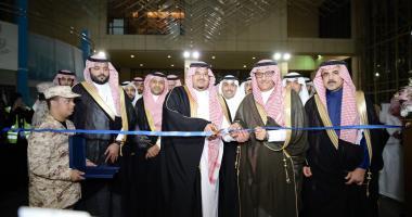 نائب أمير الرياض يرعى فعالية...