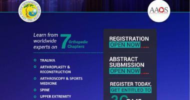 انطلاق فعاليات المؤتمر الدولي الثامن للجمعية السعودية لجراحة العظام