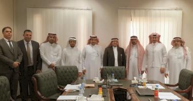 اجتماع المجلس الاستشاري لقسم علوم الحاسب